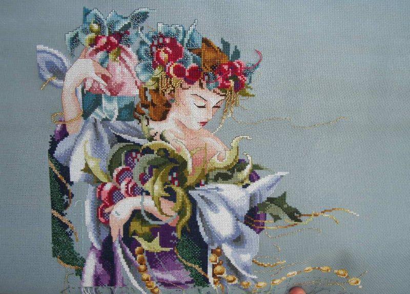 Christmas Florishes May 4th 2010 #1