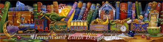 Train of dreams spangler