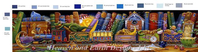 Train of dreams spangler experiment1