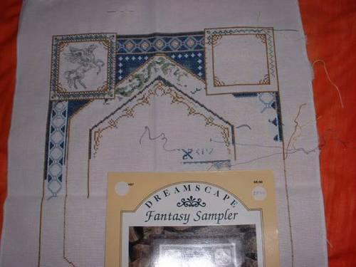 Fantasy Sampler